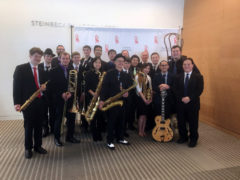 CSM Jazz Ensemble at Next Generation Festival