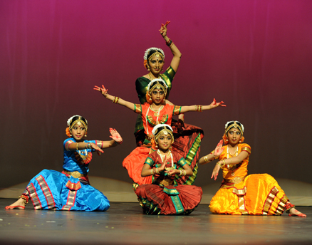 The Netra Center for Arts and Culture teaches those ages four and up. (Sameer Yagnik photo)