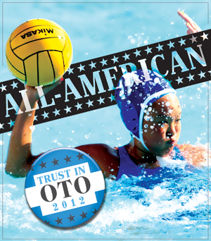 Oto's All-American year leads CSM water polo