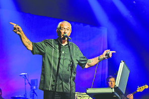 Charles Musselwhite will return to headline, having performed at the event in years prior.