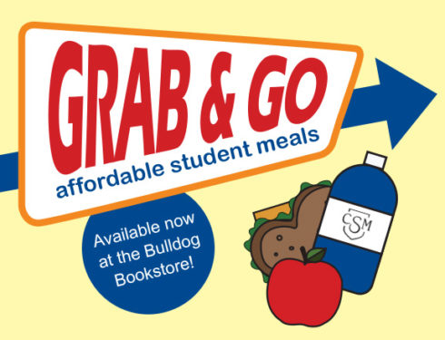 Grab & Go meals at CSM