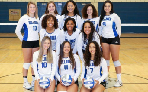 CSM Volleyball Team