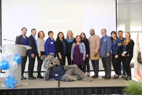 CSM's SparkPoint Team