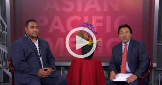 CSM Ethnic Studies Professor David Palaita on Asian Pacific America with Robert Handa