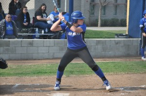 Harlee Donovan is hitting a robust .541 for CSM this season, which is only second on the team. Lauren Berriatua is hitting .567 and leads the state with a 0.30 ERA. CSM begins the state playoffs Saturday by hosting American River in a best-of-three series.